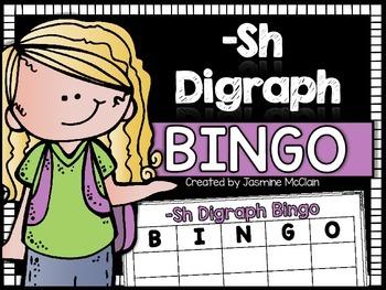 SH Digraph Bingo