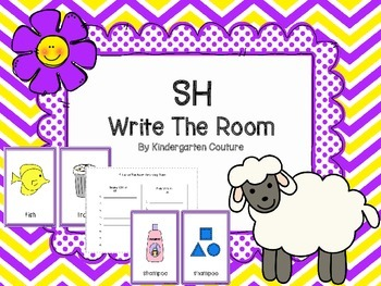 Sh Digraph Write The Room