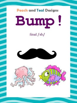 SH Final position Articulation Bump! File Folder Game