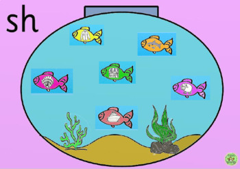 SH Fishbowl Phonics Activity