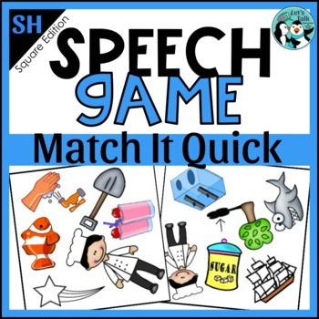 SH Match It Quick - Square Edition