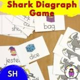 SH Game - SHARK!! - Fun game to teach SH Sound Digraph.