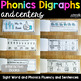 SH TH CH Digraphs Word Work Activities