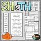 SH-TH-CH-WH Bundle Hands-on Spelling and Phonics