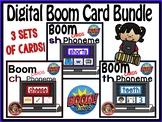 SH, TH and CH Boom Card Bundle