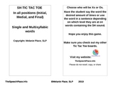 SH Tic Tac Toe