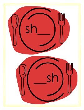 SH Thanksgiving Turkey Word Sort