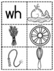 SH, WH, CH, TH Beginning Digraph Pocket Chart Sort