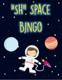 SH Words Space Bingo