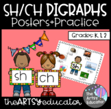 SH and CH Digraph Word Work! **FREEBIE**
