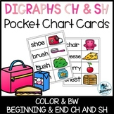 SH and CH Pocket Chart Cards (Phonics)