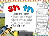 SH and TH - 5 Interactive Activities