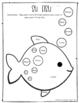 SH phoneme fish worksheets
