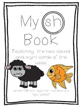 SH sound book