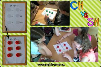 SH vs CH nouns