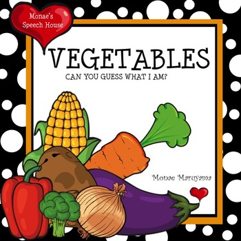 SHADOW BOOK Vegetables Healthy Food