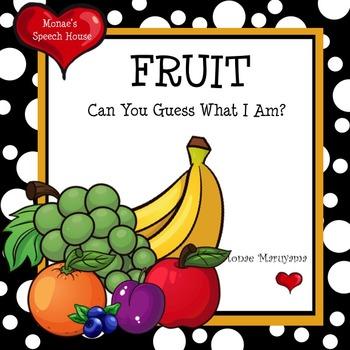 SHADOW Fruit Book: INTERACTIVE