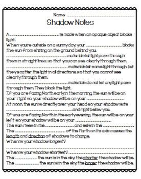 SHADOWS PPT.