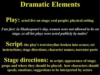 SHAKESPEARE TRAGEDY NOTES