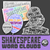 SHAKESPEARE WORD CLOUDS