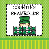 ST. PATRICK'S DAY COUNTING 1 TO 10, SHAPES, TALLY MARKS, P