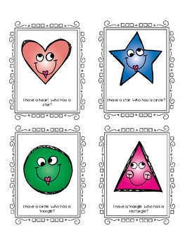 SHAPE ACTIVITIES AND ASSESSMENT