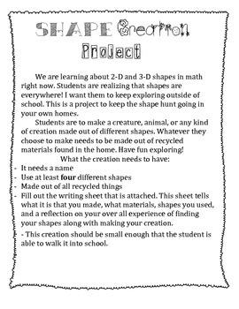 SHAPE Creation Project