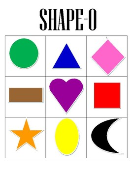 SHAPE-O