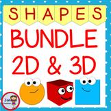 SHAPE OF THE WEEK BUNDLE (Distance Learning)