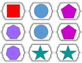 SHAPE Partner Cards