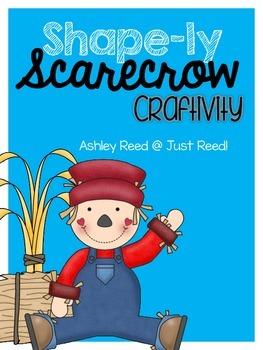 Shape Scarecrow Freebie