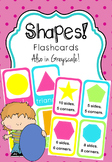SHAPES Flashcards