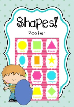 SHAPES - Poster