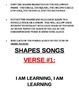 Shapes Song...Let's Sing an Interactive Song about Shapes!