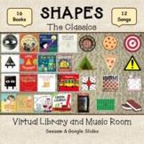 SHAPES - The Classics Virtual Library & Music Room - SEESA