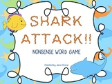 SHARK ATTACK! - A NWF Game