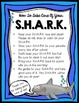 S.H.A.R.K. Folder Covers --- Ocean Themed Take Home Folders With EDITABLE Pages