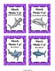 Multiplication Games- Shark Shake Up!