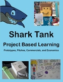 SHARK TANK Economics Pitches Prototypes PROJECT BASED PBL GATE