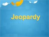 SH/CH Jeopardy