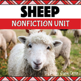 All About Sheep Nonfiction Unit