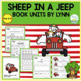 SHEEP IN A JEEP BOOK UNIT