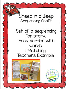 SHEEP IN A JEEP SEQUENCING CRAFT