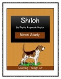 SHILOH - Naylor *  Novel Study