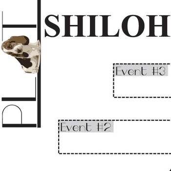 SHILOH Plot Chart Organizer Diagram Arc (by Naylor) - Freytag's Pyramid