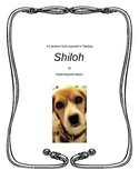 SHILOH Project Choices and Test