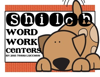 SHILOH: WORD WORK CENTERS