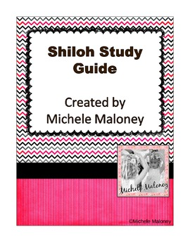 SHILOH - book 1 - chapter guiding questions