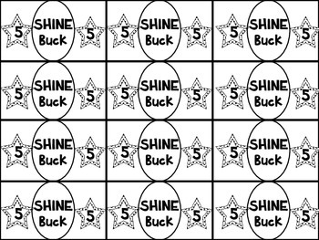 SHINE Bucks