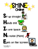 SHINE Online Visual for Distance Learning